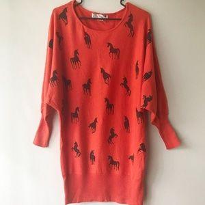 Flying Tomato unicorn sweater